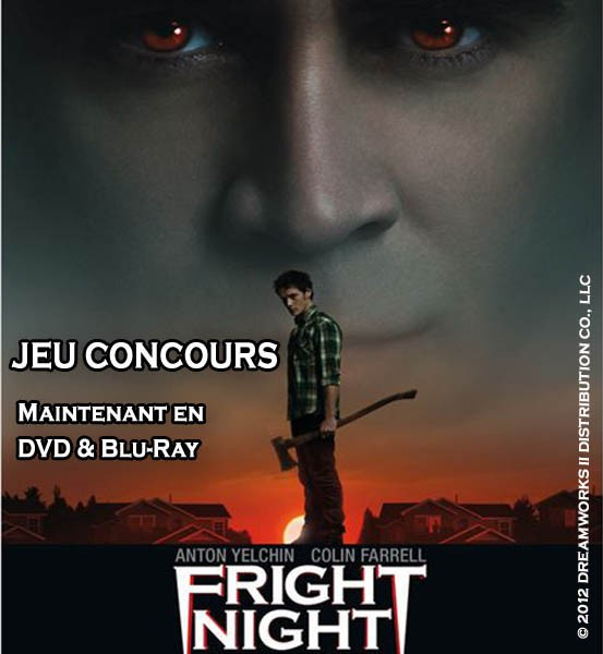Jeu Concours Fright Night