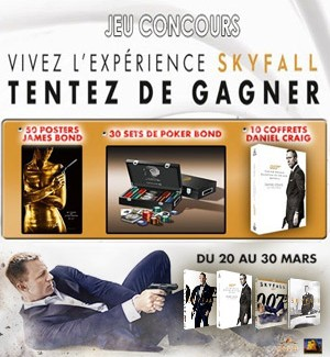 Concours Skyfall