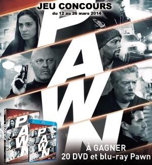 Jeu Concours : Gagnez des DVD du film Pawn avec Forest Whitaker