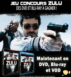 Jeu Concours : Gagnez des DVD et Blu-Ray du film ZULU