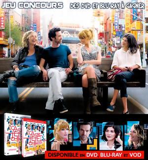 Jeu Concours : Gagnez des DVD et Blu-Ray du film Casse-Tête Chinois