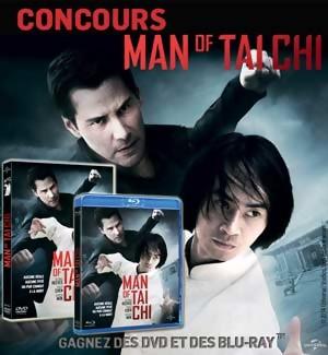 Gagnez des DVD et Blu Ray de Man of Tai Chi avec Keanu Reeves [Jeu Concours]