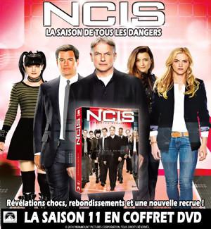 Jeu Concours : gagnez des DVD la saison 11 de NCIS