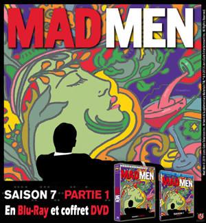 Jeu Concours : gagnez des DVD de la saison 7 de Mad Men
