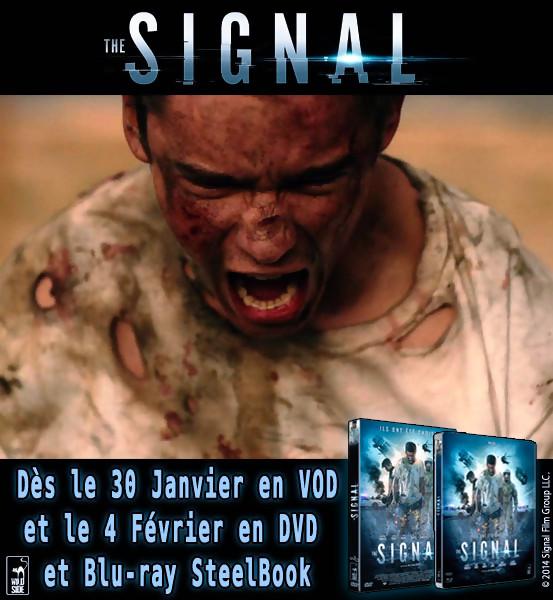 Jeu Concours : gagnez des DVD et Blu-Ray du Film THE SIGNAL (2015)