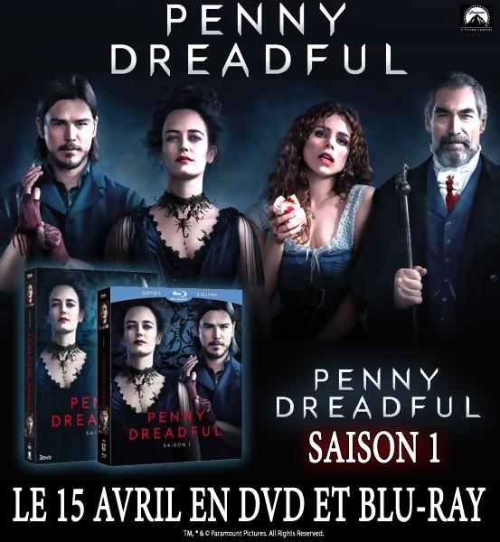 Jeu Concours : Gagnez des DVD et Blu-Ray de la série PENNY DREADFUL