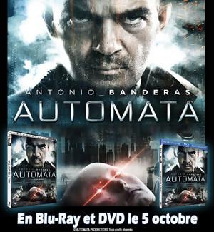 Gagnez des DVD et BLU-RAY du film AUTOMATA