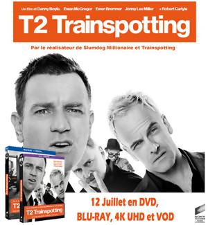 JEU CONCOURS : Gagnez des Blu-Ray & DVD de TRAINSPOTTING 2