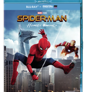 Jeu Concours Spider-Man Homecoming : DVD, Blu-ray™ et goodies à gagner