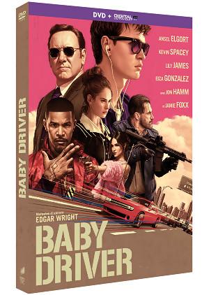JEU CONCOURS : des DVD et BLU-RAY de BABY DRIVER