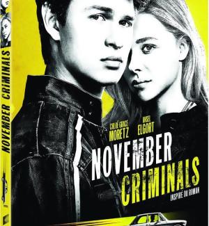 CONCOURS : gagnez des DVD et Blu-Ray de November Criminals