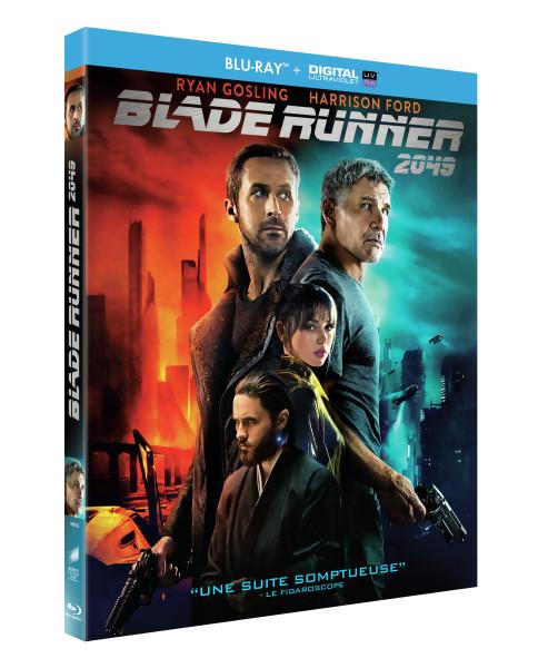 JEU CONCOURS BLADE RUNNER 2049 : des Blu-ray™ et DVD à gagner