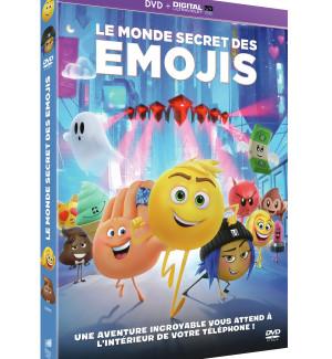 JEU CONCOURS LE MONDE SECRET DES EMOJIS
