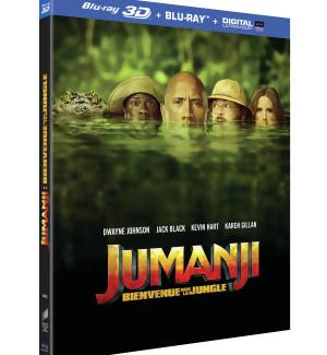 JEU CONCOURS JUMANJI : DVD, Blu-Ray et goodies à gagner