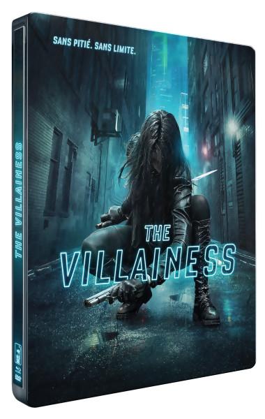 JEU CONCOURS THE VILLAINESS : des DVD et Blu-Ray à gagner