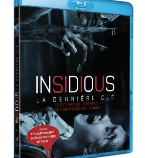 JEU CONCOURS INSIDIOUS La Dernière Clé : des Blu-Ray et DVD à gagner