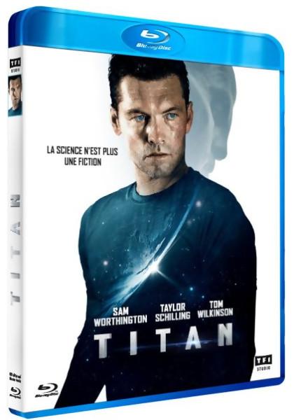 JEU CONCOURS TITAN : des DVD et Blu-Ray à gagner