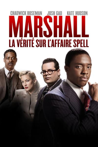JEU CONCOURS Marshall La Vérité sur l'Affaire Spell
