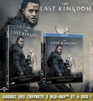 Jeu Concours THE LAST KINGDOM : la saison 2 en DVD et Blu-Ray à gagner