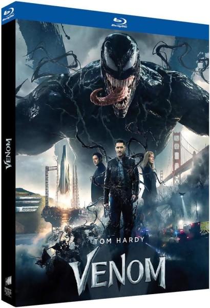 JEU CONCOURS VENOM : des DVD et Blu-Ray à gagner