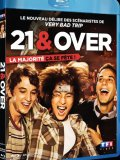 21 and Over - Blu Ray