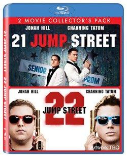 21 Jump Street + 22 Jump Street - Blu-ray
