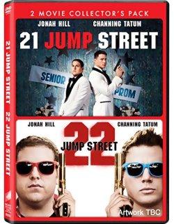21 Jump Street + 22 Jump Street - DVD
