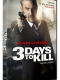 3 days to kill - DVD