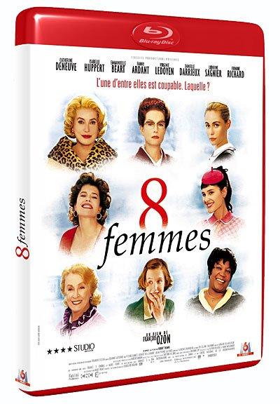 Test Blu-ray Test Blu-ray 8 femmes