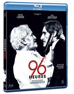 96 heures - Blu Ray
