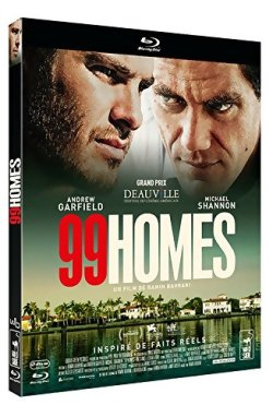 99 Homes - Blu Ray