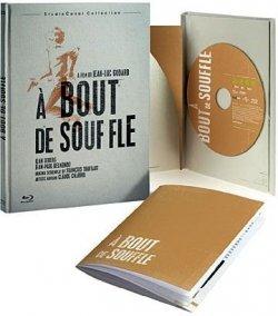 A bout de souffle - Blu Ray