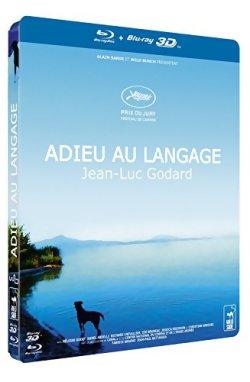 Adieu au langage - Blu Ray 3D