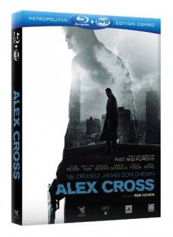 Alex Cross - Blu Ray