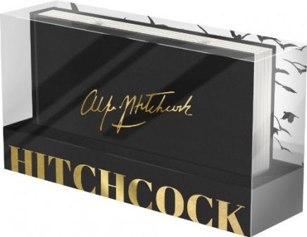 Alfred Hitchcock : le coffret Blu Ray