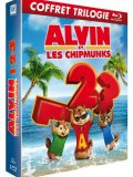 Blu-Ray Alvin et les Chipmunks 1, 2 & 3 Blu Ray