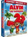 Alvin et les Chipmunks 1, 2 & 3 Blu Ray