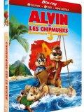 Alvin et les Chipmunks 3 Blu Ray