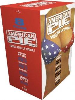 American Pie  Coffret Intégral 8 films DVD