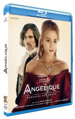 Angelique - Blu Ray