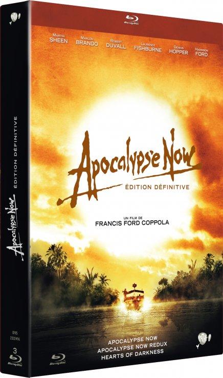 Test Blu-ray du film Test Blu-ray du film Apocalypse Now