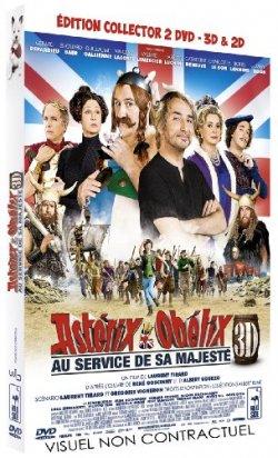 Asterix et Obelix : au service de Sa Majesté - DVD Collector