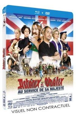 Asterix et Obelix : au service de Sa Majesté - Blu Ray