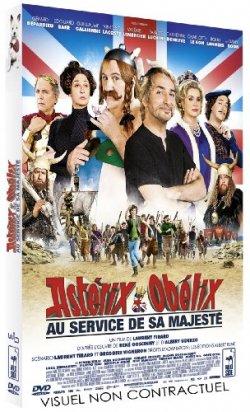 Asterix et Obelix : au service de Sa Majesté - DVD