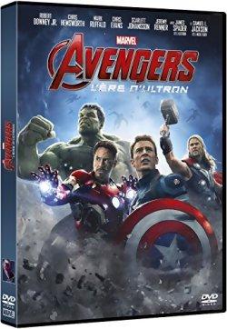 Avengers 2 l'Ere d'Ultron - DVD