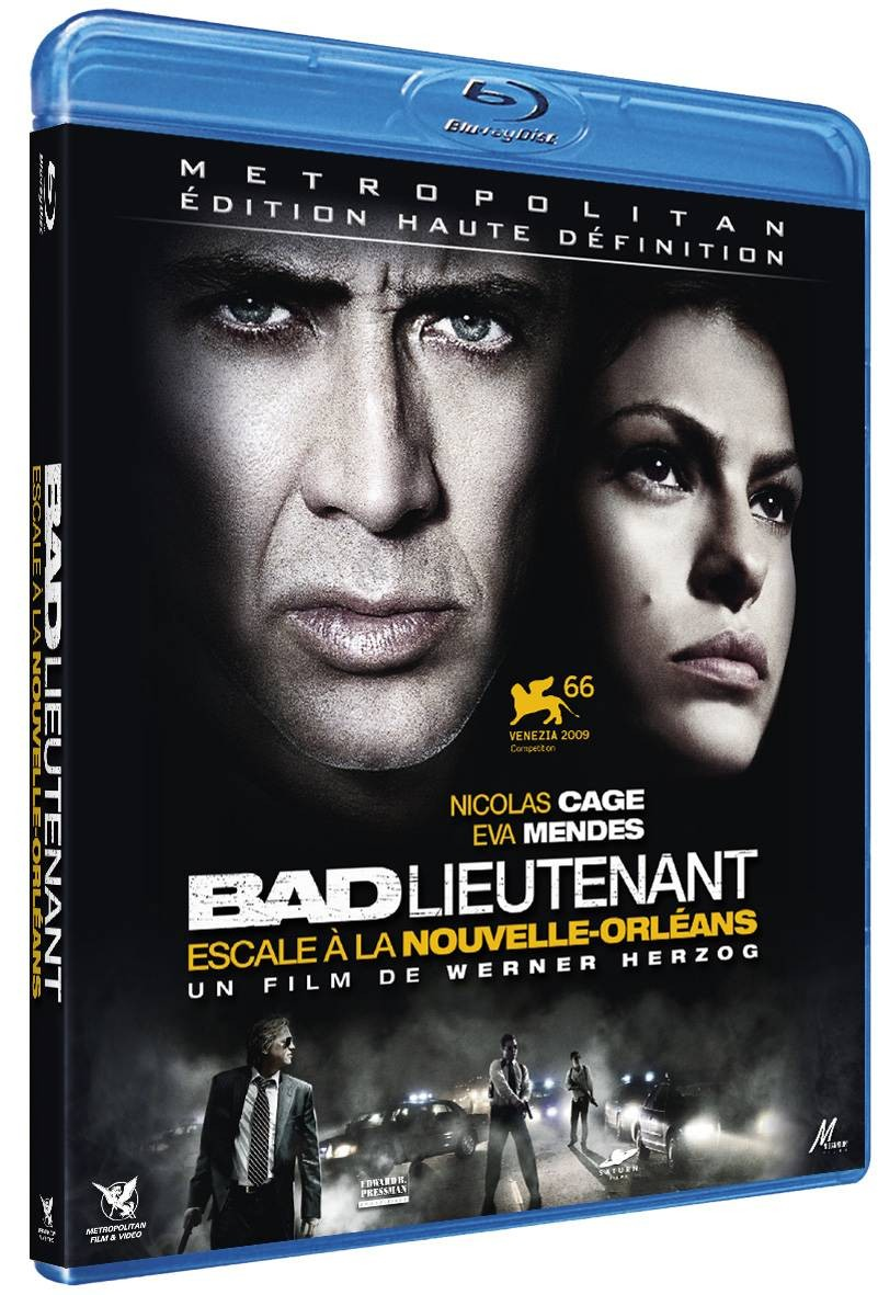 [MULTI] Bad Lieutenant : Escale à la Nouvelle-Orléans (2009) [FRENCH] [Bluray 720p]