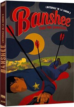 Banshee Saison 3 - DVD