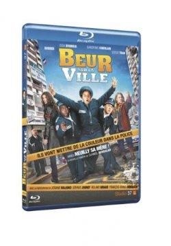 Beur sur la ville Blu-Ray