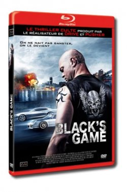 Black's game [Blu-ray]