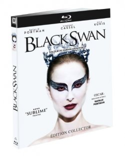 Black swan Digibook Combo DVD + Blu Ray